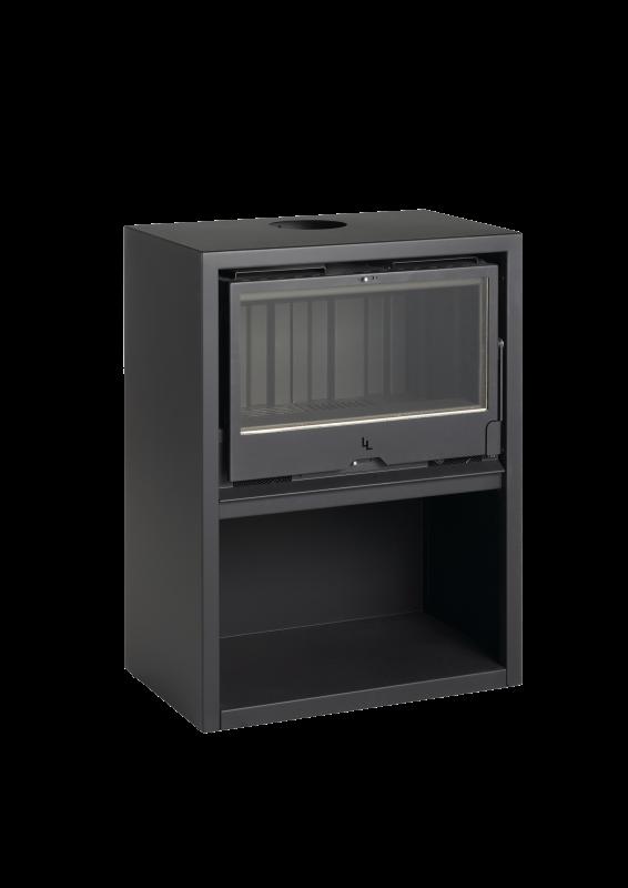 Печь-камин LL-1160 с системой вентиляции