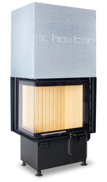 Hoxter ECKA 50/35/45Rh вертикальное открытие,навесы справа, двойное стекло
