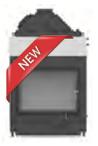 Hoxter HAKA 78/57WI с изоляцией и дополнительной мощностью, двойное стекло