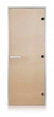 Двери для хаммама 800х2000 бронза
