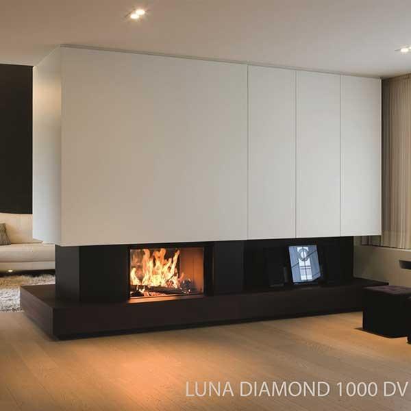 Топка M-Design Luna Diamond 1000DV