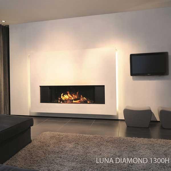 Топка M-Design Luna Diamond 1300H