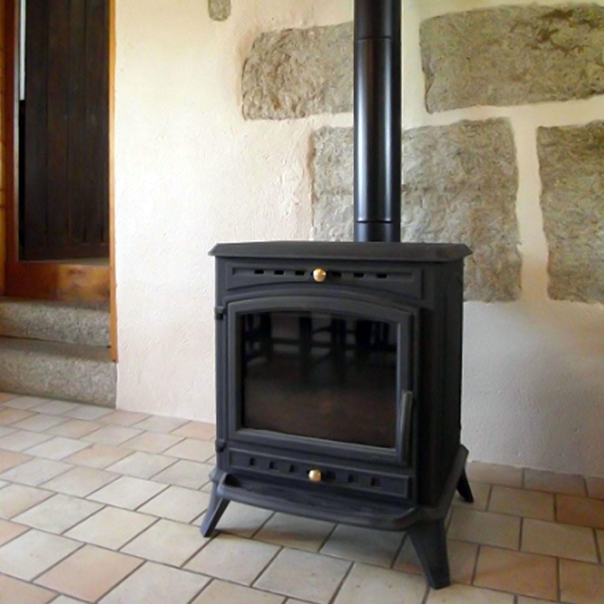 Печь-камин ALTEA Invicta