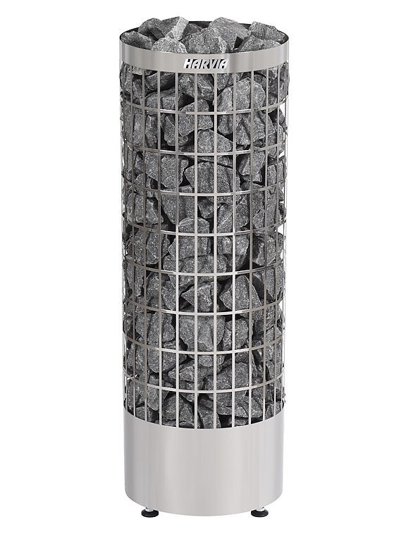 HARVIA Cilindro PC 90E Steel