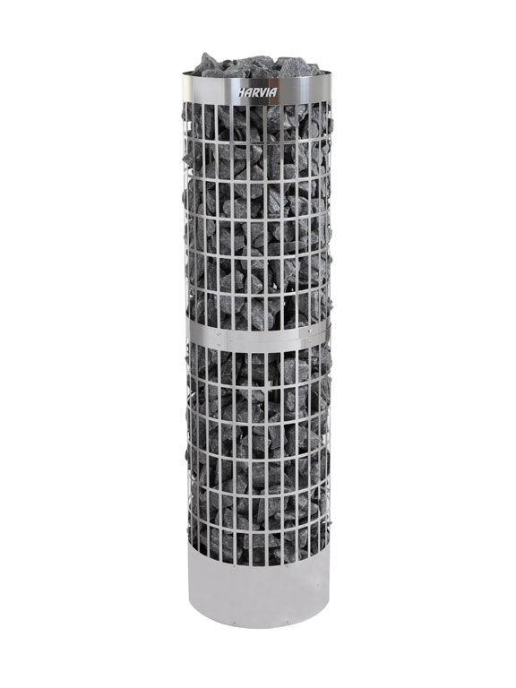 HARVIA Cilindro PC 100E Steel