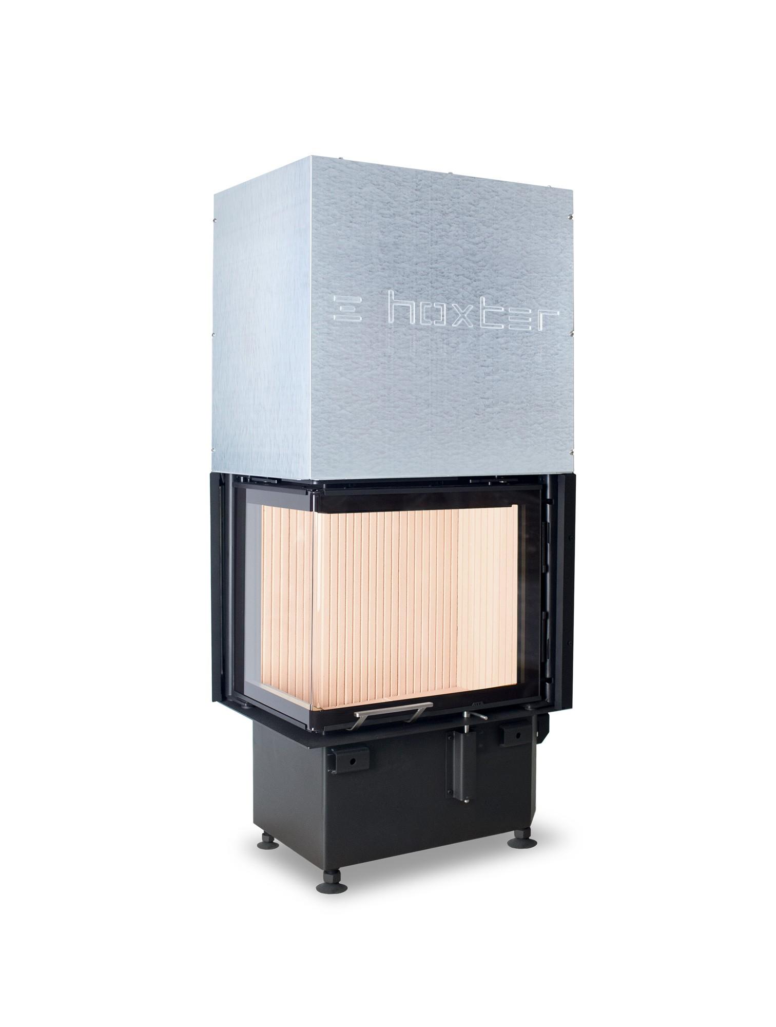 Hoxter ECKA 50/35/45WLh вертикальное открытие, двойное стекло, левосторонняя