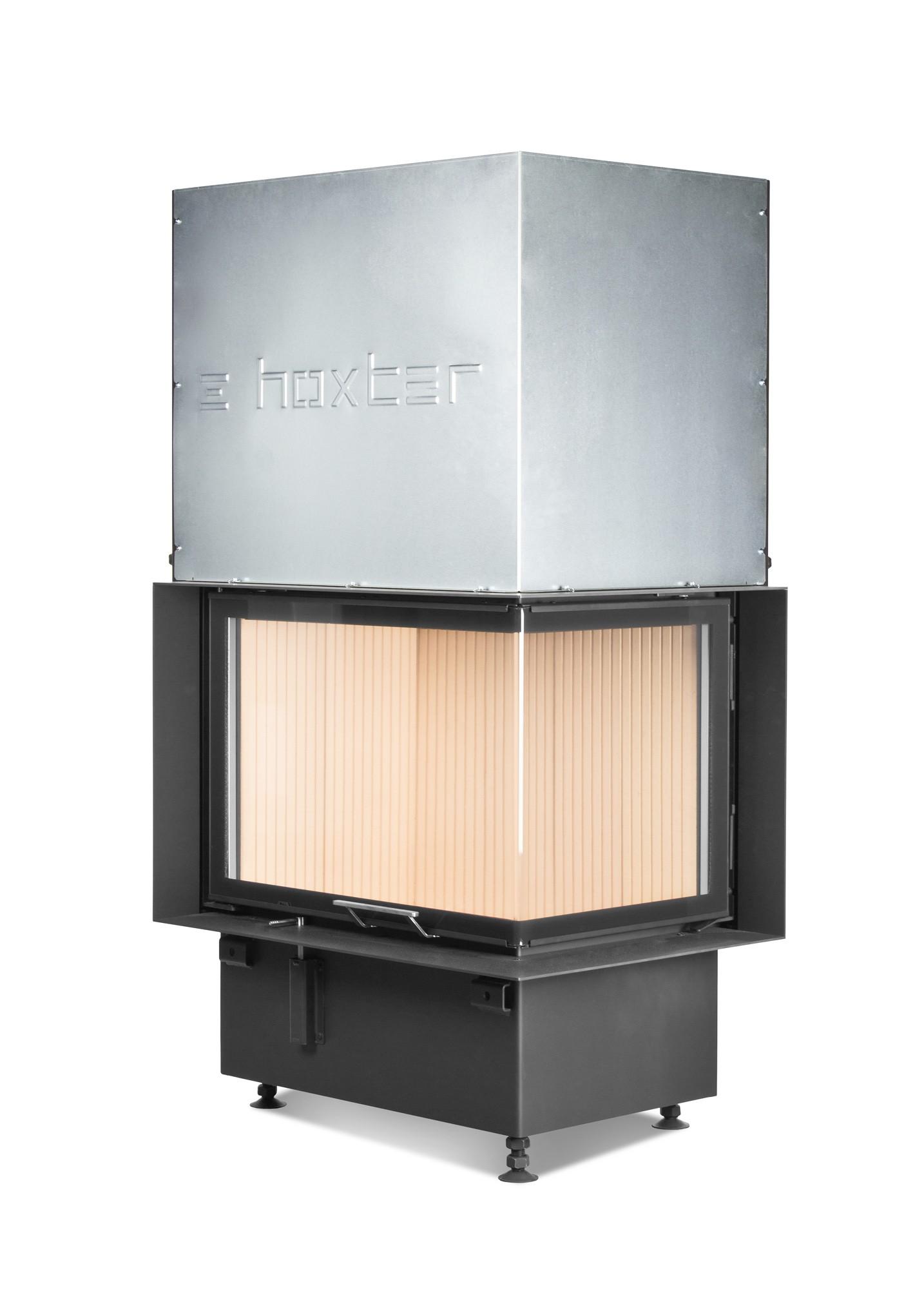 Hoxter ECKA 67/45/51WLh вертикальное открывание, одинарное стекло, левосторонняя