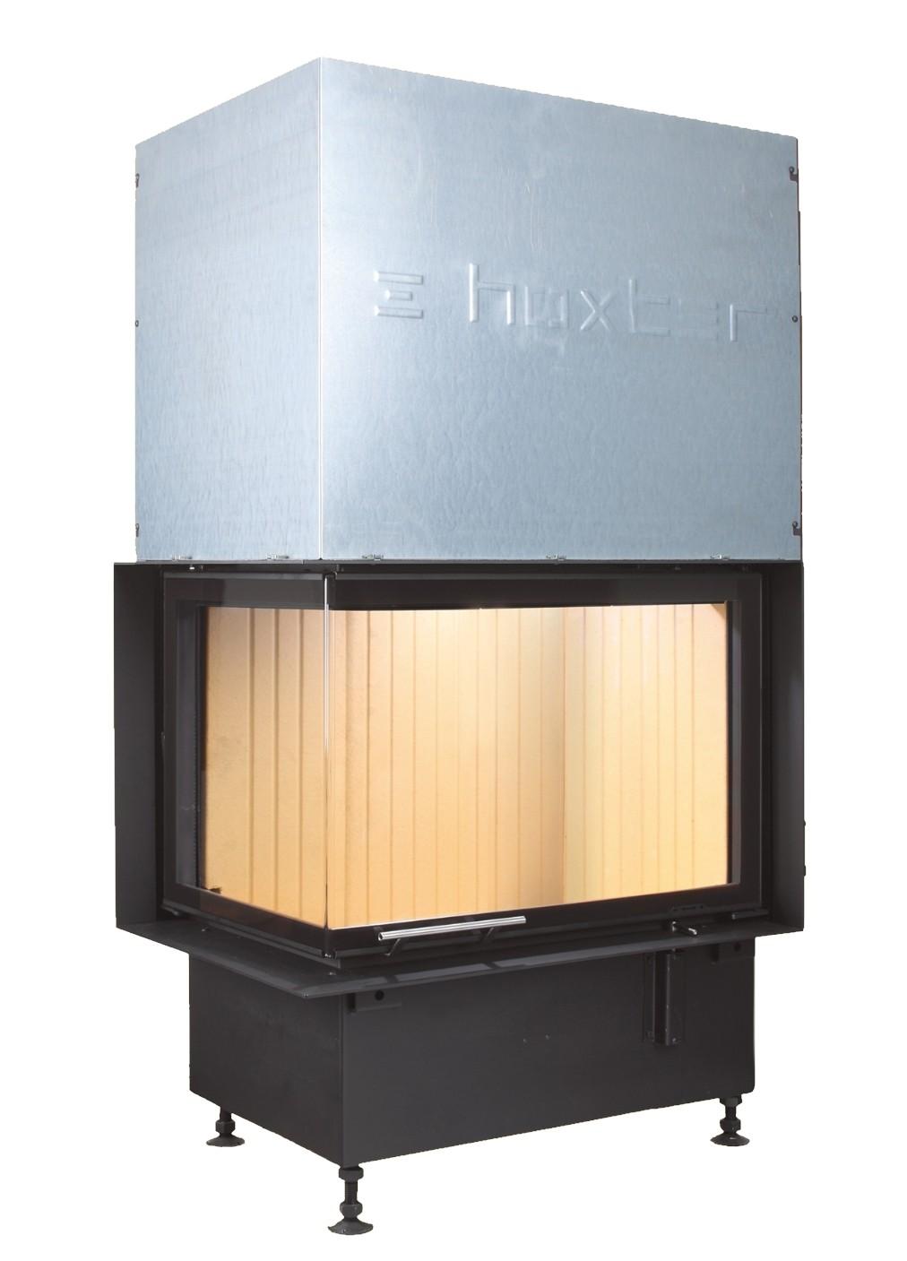 Hoxter ECKA 67/45/51Lh со стальным теплообменником, левосторонняя, подключение 45˚