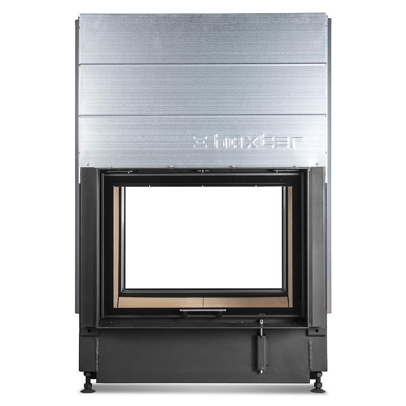 Hoxter HAKA 78/57W Tunnel двойное стекло(1-я дверца с вертикальным откр.2-я левосторонний навес петель)