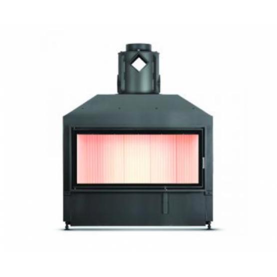 Hoxter HAKA 89/45 со стальным теплообменником, подключение 90º, двойное стекло