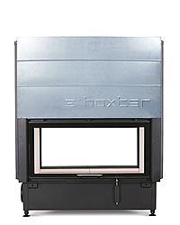 Hoxter HAKA 89/45 Tunnel 1-дверца с вертикальным открыванием /2-боковая левая, двойное стекло