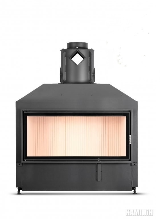 Hoxter HAKA 89/45 со стальным теплообменником, подключение 45º