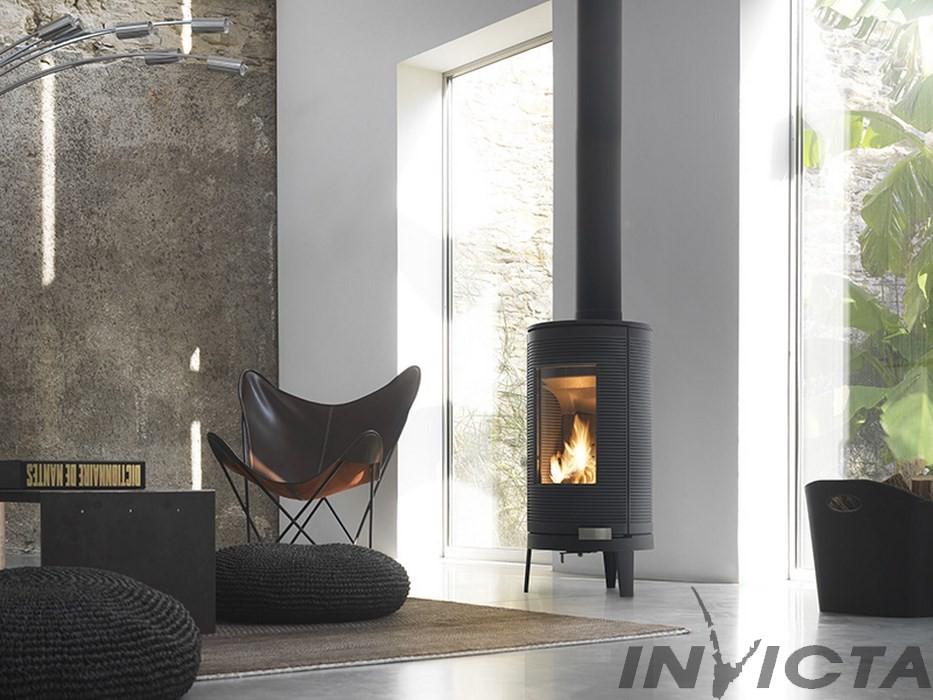 Печь-камин OKINO Invicta