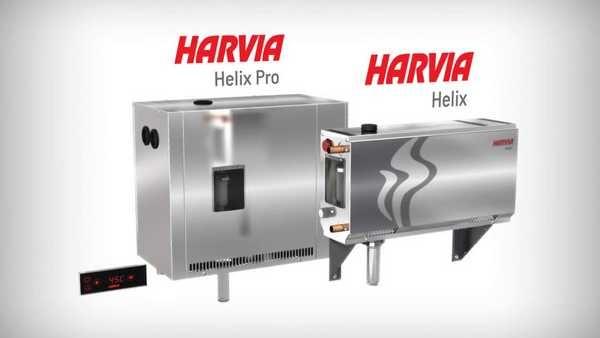 Парогенератор HARVIA Helix PRO HGX11L с пультом Multidrive
