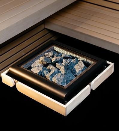 Каменка электрическая Concept R 15,0 кВт(черная)