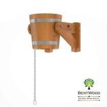 Ведро-водопад Bentwood из лиственницы, 12 л