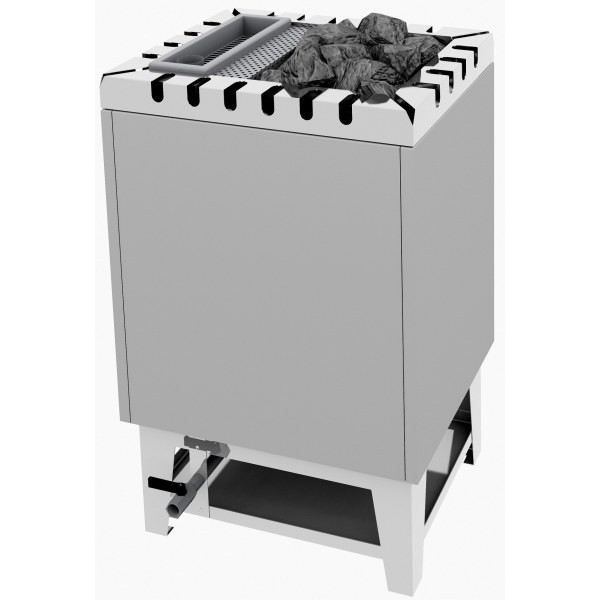 "Каменка электрическая LANG ""VAPO-therm"" Kombi Typ V50 7.5(+1.5) кВт"