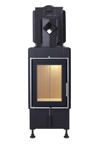 Hoxter HAKA 37/50 со стальным теплообменником, подключение 90º двойное стекло