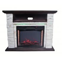 Каминокомплект Bonfire Ellison Stone24 Mood suite( с подсветкой)